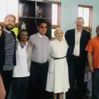 Encerramento da reunião da Pastoral Vocacional Provincial