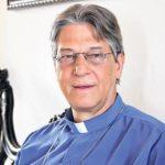 Pedido de oração por Dom Aldo Pagotto,sss