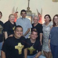 Celebração de Nossa Senhora de Guadalupe em João Pessoa