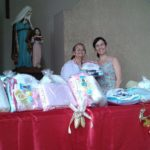 Obra do berço Senhora Sant'Ana distribui kits de enxoval para mães carentes no RJ