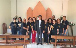Celebração dos 55 anos de Canonização de São Pedro Julião Eymard em Paracatú