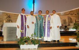 Renovação dos votos de Ir. Eduardo Sales,sss e Francisco Haroldo,sss