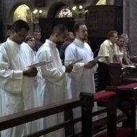 Renovação de Votos dos Irmãos José Elissandro, José Júnior e Willian Lourenço