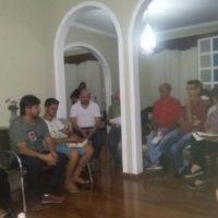 Reunião de formação continuada