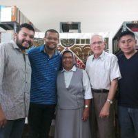 Formação do Noviciado com Ir. Luzia