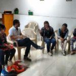 Projeto Pastoral 2018 em Bogotá pelos Irmãos Joel, José Júnior e Eduardo,sss
