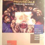 Capítulo Provincial da Província Madonna del SS. Sacramento (Itália – Áustria – Espanha – Camarões)