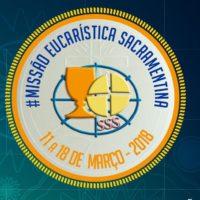 Missão Eucarística Sacramentina em Caratinga - 11 a 18 de março de 2018