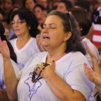 Família é tema da programação da 5º Romaria do Terço das Mulheres