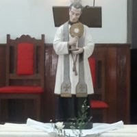 Tríduo e Festa de São Pedro Julião Eymard em Sete Lagoas-MG