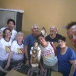 Leigos e Leigas Sacramentinos da Comunidade de Rosário participaram do Retiro da Quaresma