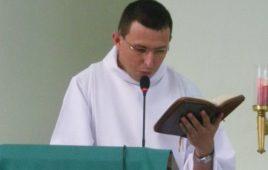 Último ano de estudo do Ir. Joel Fernandes na Colômbia