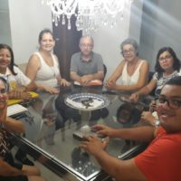 Visita da Coordenadora Provincial da ALLS à Comunidade de João Pessoa