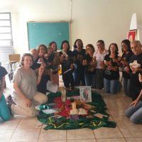 Coordenação Provincial ALLS visita a Comunidade de Paracatú - MG