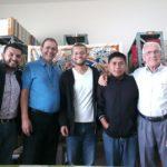 Formação do noviciado com Pe. Hernaldo Farias, sss