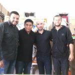 Noviciado em Sete Lagoas participa de formação com Padre Juliano sobre a Eucaristia