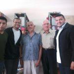 Formação do noviciado com Pe. Andrés