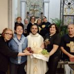 Leigos Sacramentinos de Uberaba celebram 8 anos de promessa
