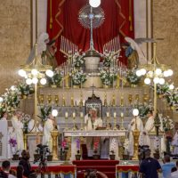 92ª Semana Eucarística: Cardeal Tempesta preside Missa 'O Rio Celebra' na Igreja de Sant'Ana.