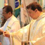 Paróquia Santíssima Trindade participa da 80ª Semana Eucarística no Santuário São Benedito