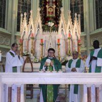 Pe. Marcelo Silva celebra sete anos de Ordenação Presbiteral