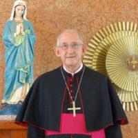 Dom José Antonio Tosi, Arcebispo de Fortaleza.