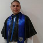 Pe. Jackson Frota conclui Doutorado em Administração de Empresas
