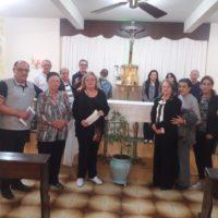VISITA À COMUNIDADE N. S. DA BOA VIAGEM - BELO HORIZONTE – MG