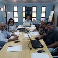 Reunião da Coordenação ALLS, 15 a 17/06.