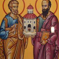 Santos Pedro e Paulo