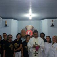 Aniversário de Promessas das Leigas Sacramentinas de Paracatu