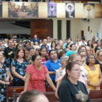 Abertura da 2ª Semana Eucarística em José Walter