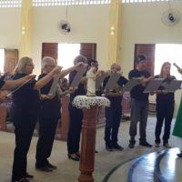 Leigos Sacramentinos de João Pessoa renovam promessas