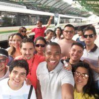 Dois irmãos Sacramentinos visitam Medellín - Colômbia