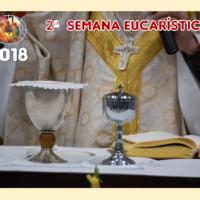 2ª Semana Eucarística na Paróquia Santíssima Trindade, em Fortaleza