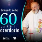 60 anos de sacerdócio do Pe. Edmundo, SSS. / 60 años de Sacerdocio del Padre Edmundo