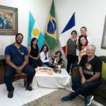 Reunião de formação continuada Leigos e Leigas sss de Caratinga