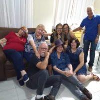 Encontro de formação Mensal Comunidade de Uberaba – MG