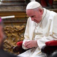 Manifestações de apoio e solidariedade ao Papa Francisco