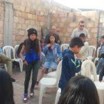 Irmãos participam de confraternização em Bogotá, na Colômbia