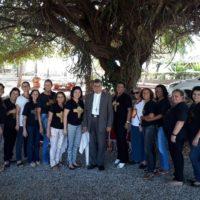 Retiro Comunidade Nossa Senhora do Santíssimo Sacramento, Paracatu.