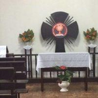 Mudança de local da adoração de doze horas em Paracatu-MG