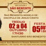 Tríduo e Festa de São Benedito em Fortaleza