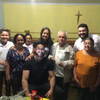 Comunidade de Caratinga em missão