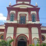Visita de Pe. Marcelo Carlos,sss, a Comunidade de São Benedito