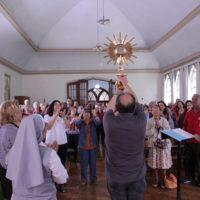 Festa de Cristo Rei na Boa Viagem e 81 anos da Adoração Perpétua