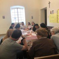 Encontro Despertar Vocacional em Buenos Aires e Formação Inicial