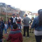 Irmãos Sacramentinos na Colômbia promovem encontro com crianças venezuelanas