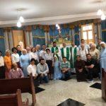 Sacramentinos participam de encontro da CRB em Manhumirim