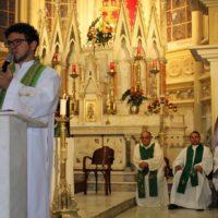 Celebração solene pelo aniversário de nascimento do Provincial Pe. Marcelo Carlos